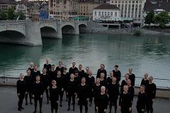 Aarhus Pigekor i Basel, Schweiz 2018