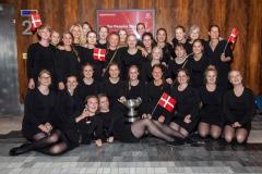 Aarhus Pigekor vinder 'Let the peoples sing' 2015